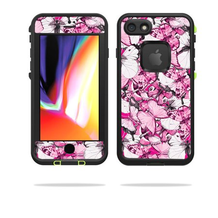 MightySkins Skin Compatible With LifeProof Fre For iPhone 7 or 8 - 90s fun | Protective, Durable, and Unique Vinyl Decal wrap cover | Easy To Apply, Remove, and Change Styles | Made in the