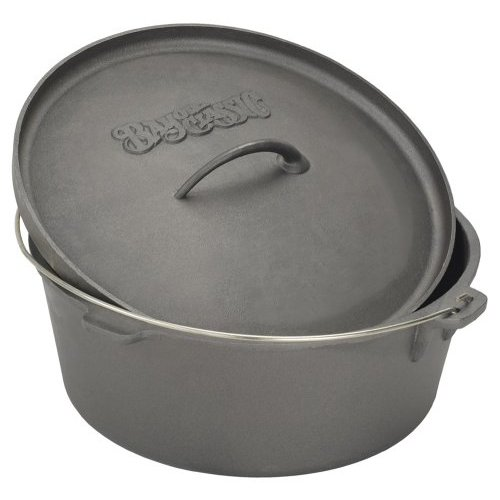Bayou Classics Cast Iron Dutch Oven
