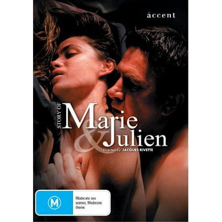 The Story of Marie and Julien ( Histoire de Marie et Julien ) ( Storia di Marie e Julien ) [ NON-USA FORMAT, PAL, Reg.0 Import - Australia (The Story Of Marie And Julien 2003)