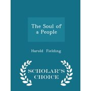 The Soul of a People - Scholar's Choice Edition