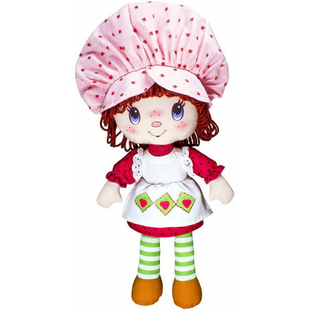 35th Annniversary Strawberry Shortcake Doll (Strawberry Shortcake Birthday Supplies)