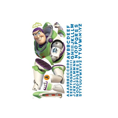 Room Mates Popular Characters Buzz Giant Wall Decal