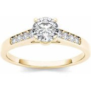 1/2 Carat T.W. Diamond Classic 14kt Yellow Gold Engagement Ring