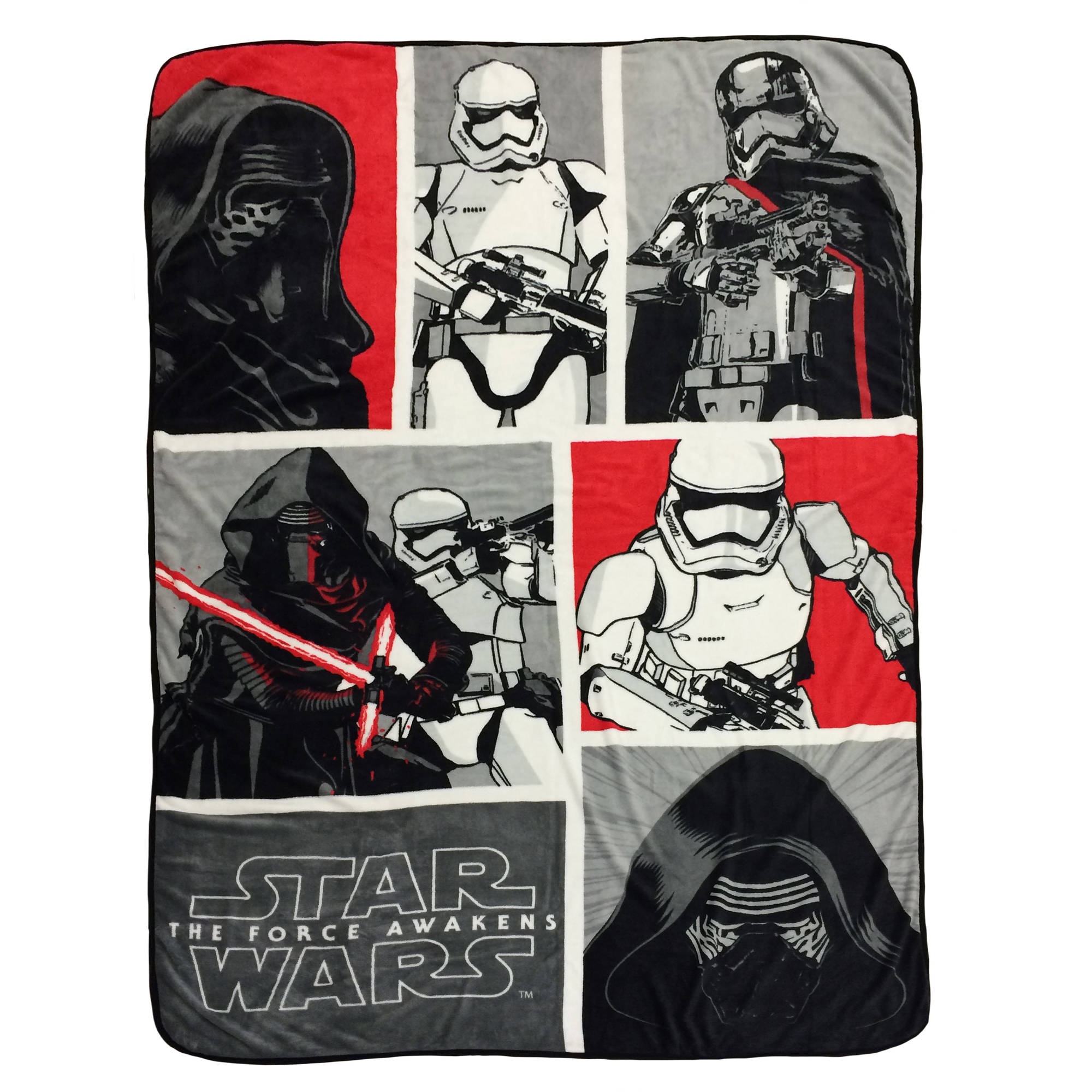 Star Wars Episode VII Rule the Galaxy Blanket