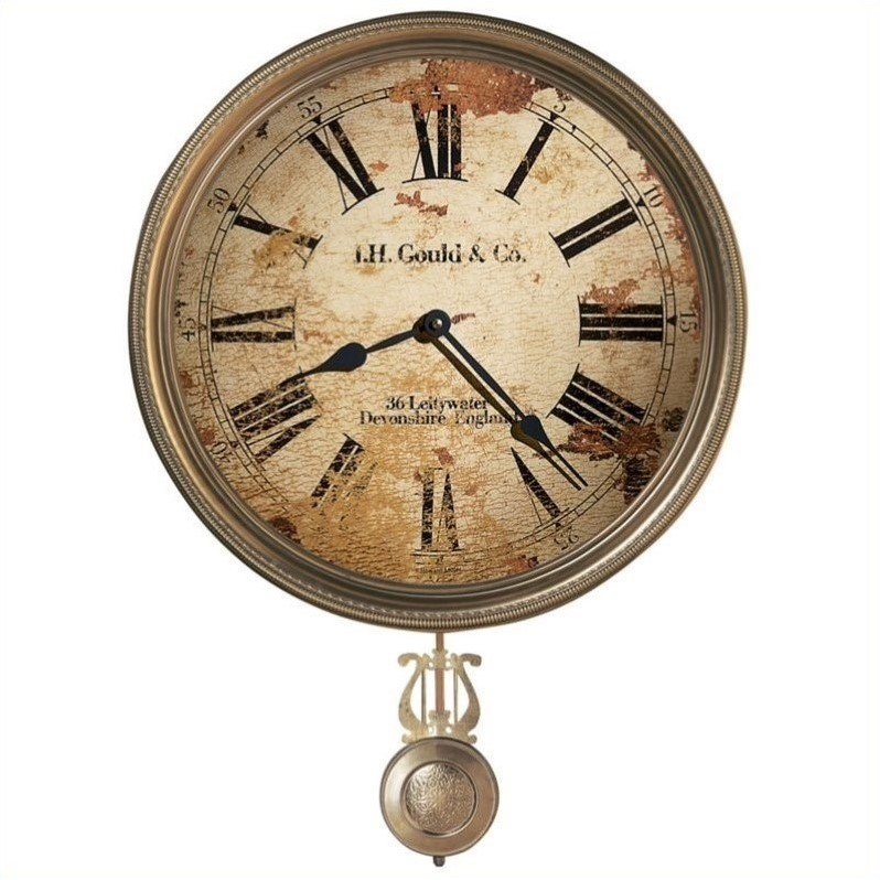 Howard Miller J. H. Gould and Co. III Wall Clock