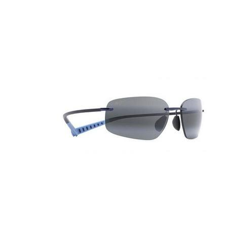 6608a242432f Maui Jim - Maui Jim 742 06 Kupuna Blue / Neutral Grey Sunglasses -  Walmart.com