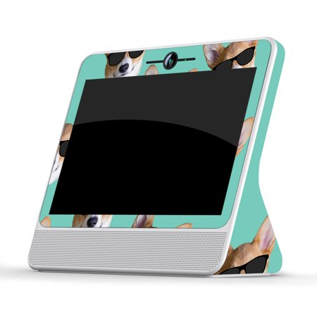 MightySkins Skin for Facebook Portal+ - Anime Fan | Protective, Durable, and Unique Vinyl Decal wrap cover | Easy To Apply, Remove, and Change Styles | Made in the (So Easy One For All Remote Codes)
