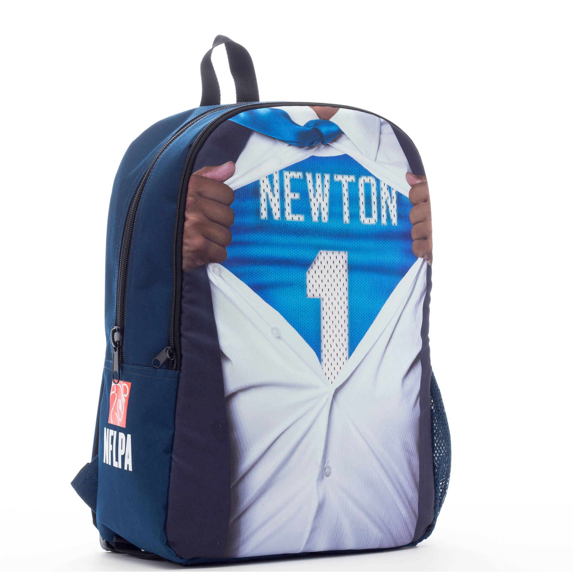 NFLPA Photo Play Cam Newton #1 Backpack