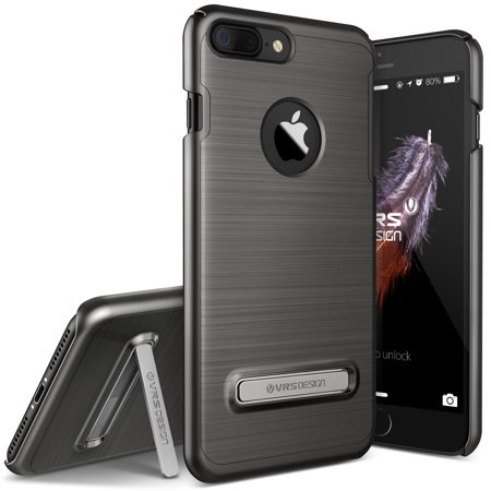 iPhone 8 Plus Case, iPhone 7 Plus Case, VRS Design [Simpli Lite] Slim Shockproof PC Cover with