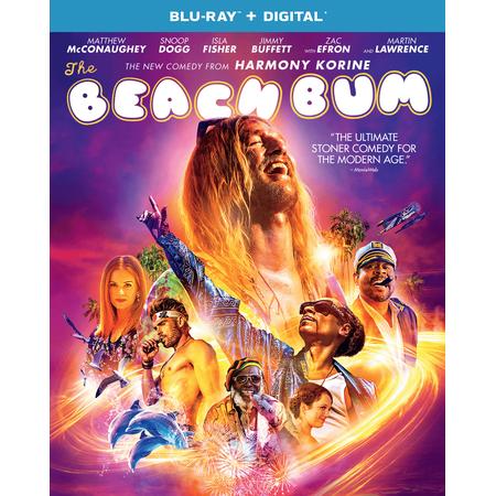 Mckenzie Teen Beach Movie (The Beach Bum (Blu-ray))