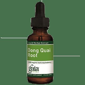 Gaia Herbs, Dong Quai Root 4 oz