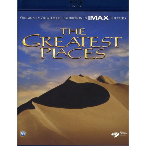 The Greatest Places (Blu-ray) (Widescreen)