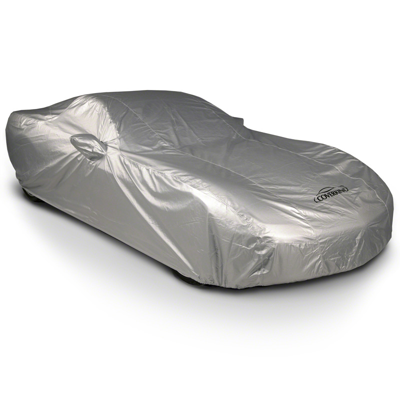 CUSTOM VEHICLE COVER SILVERGUARD CLASS 3 FOR SUBARU 1992 TO