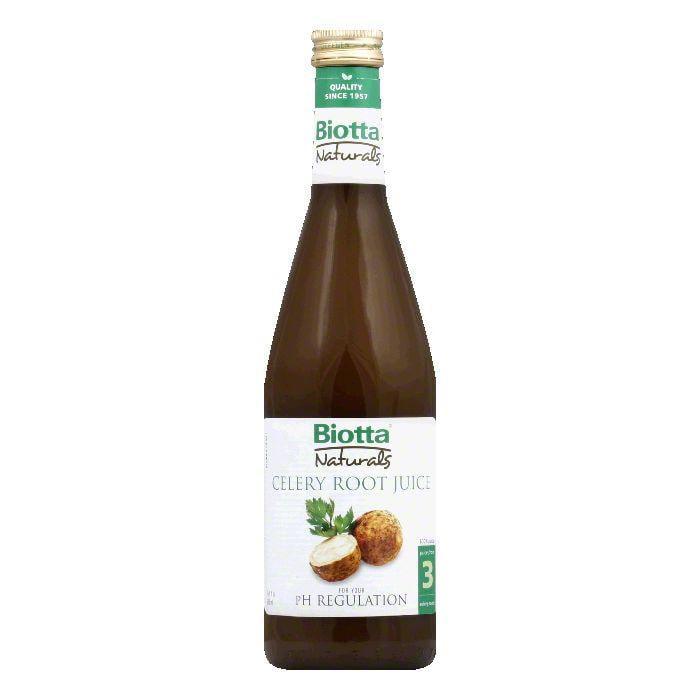 Biotta Celery Root Juice, 16.9 Fo (Pack of 6)