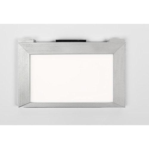 WAC LINE PRO 18/' LED Edge Lit Task Lt 2700K Warm White LN-LED18P-27-WT White