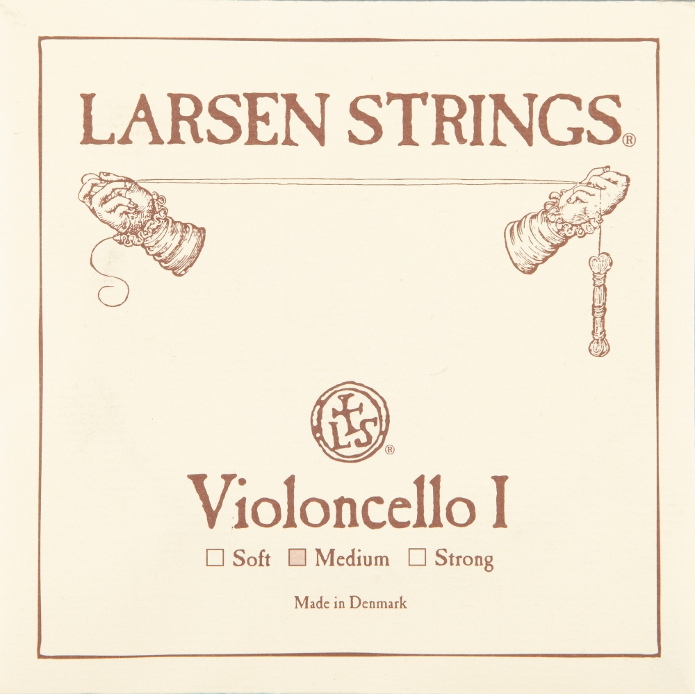Larsen Cello String A by Glasser