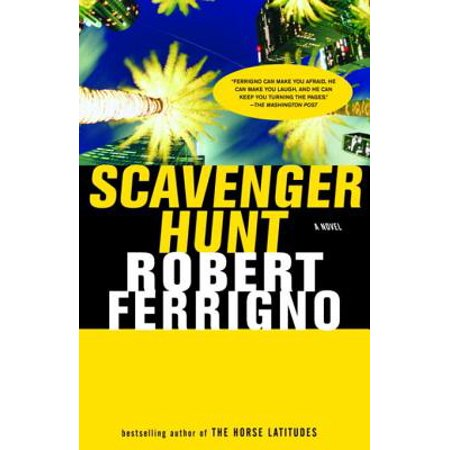 Scavenger Hunt - eBook