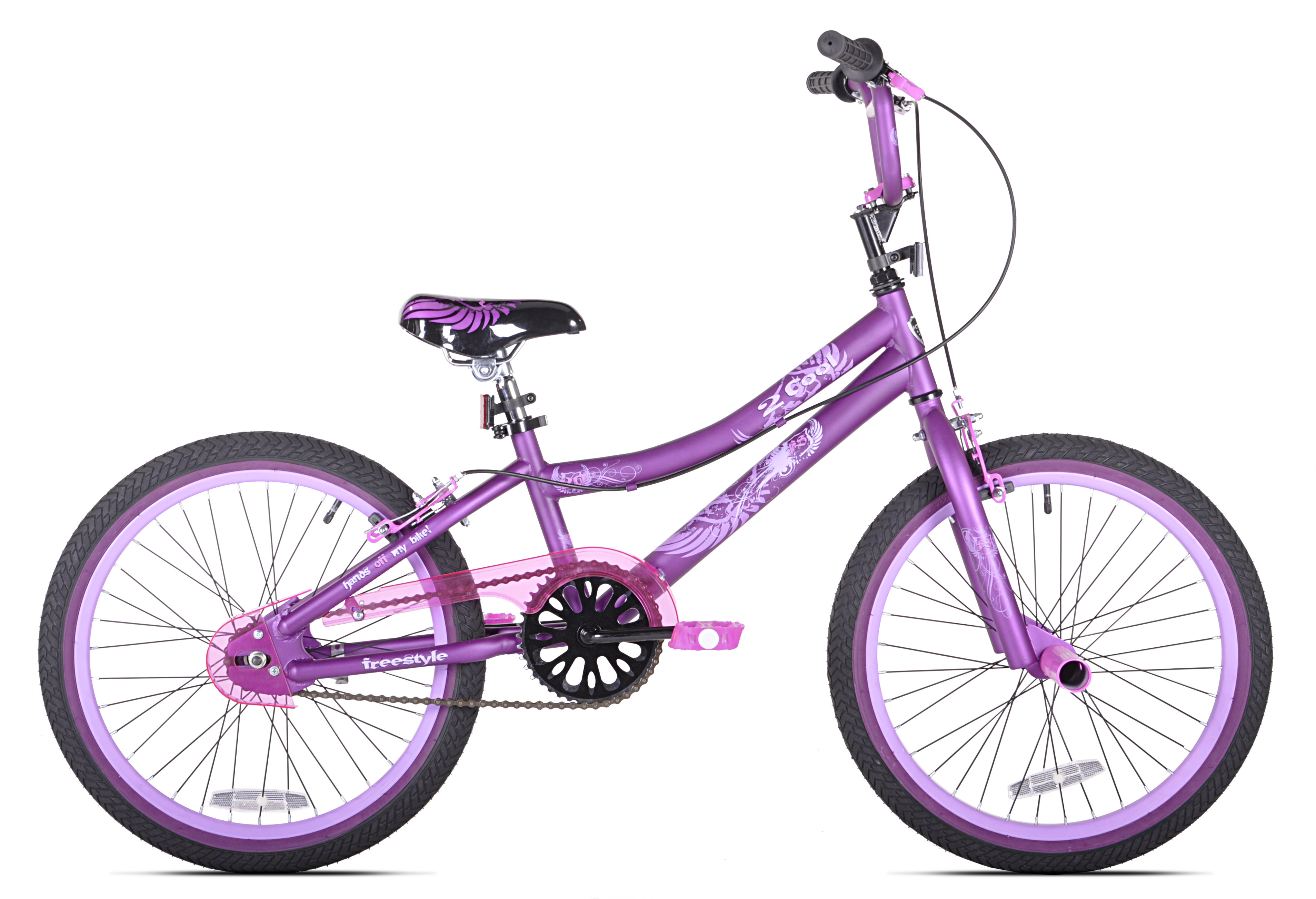 "20"" Kent 2 Cool Girls' BMX Bike, Satin Purple by Kent International Inc"