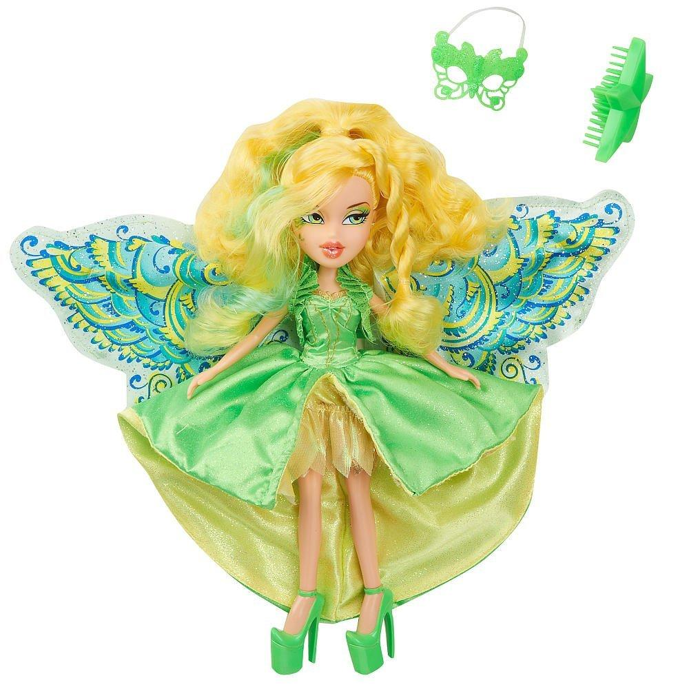 Exclusive Bratz Chic Mystique Meygan Parakeet Doll Limited Edition by
