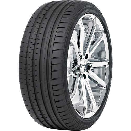 Continental ContiSportContact 2 Tire 265/40ZR21
