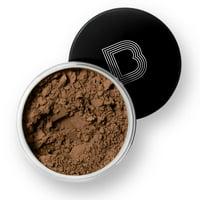 2 Pack - Black Opal 0.7 Ounce True Color Soft Velvet Finishing Powder Dark