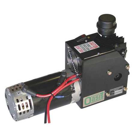 OASIS XD4000-12 Air Compressor, Continuous Duty, 12VDC