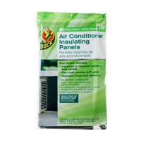 Duck 18 in x 9 in x .88 in Window Air Conditioner Insulating Panels