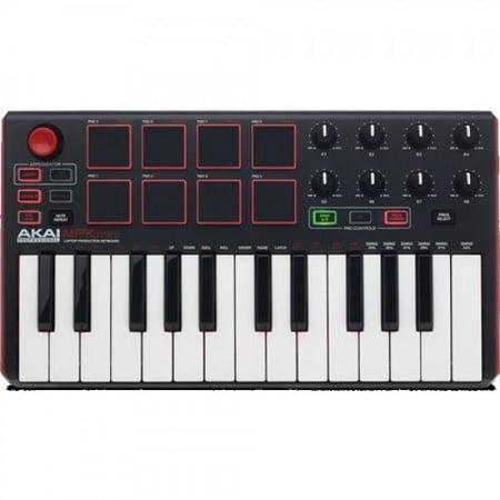 Akai MPK Mini MK2 Compact Keyboard and Pad
