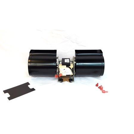 Gas Stove Blower - Quadrafire Stove Fan Room Air Blower Fan Pellet, Wood & Gas 812-4900 OEM
