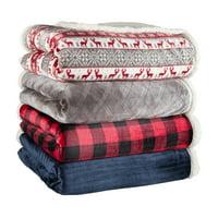 Better Homes & Gardens Full/Queen Sherpa Blanket