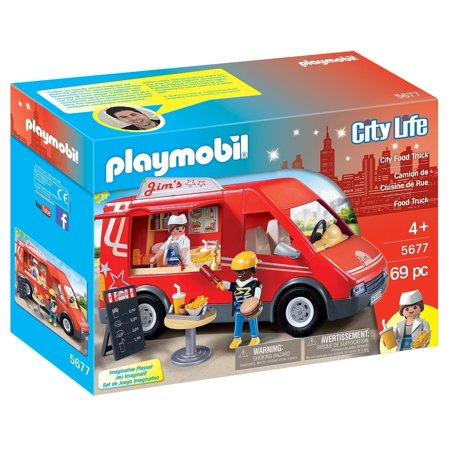 Playmobil Food Truck