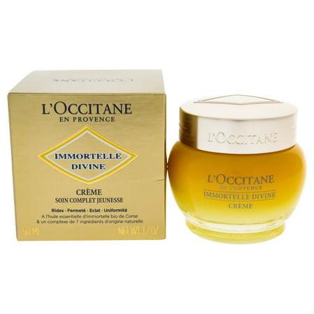 Immortelle Divine Cream by LOccitane for Unisex - 1.7 oz Cream