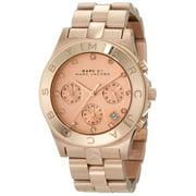 Marc Jacobs Women's Classic Watch Quartz Mineral Crystal MBM3102