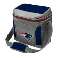 Rawlings NFL 16 Can Soft Sided Cooler, New England Patriots