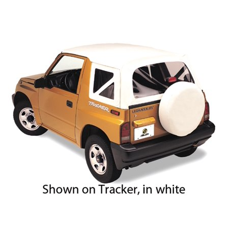 - Bestop Replace-a-Top Fabric-only Soft Top