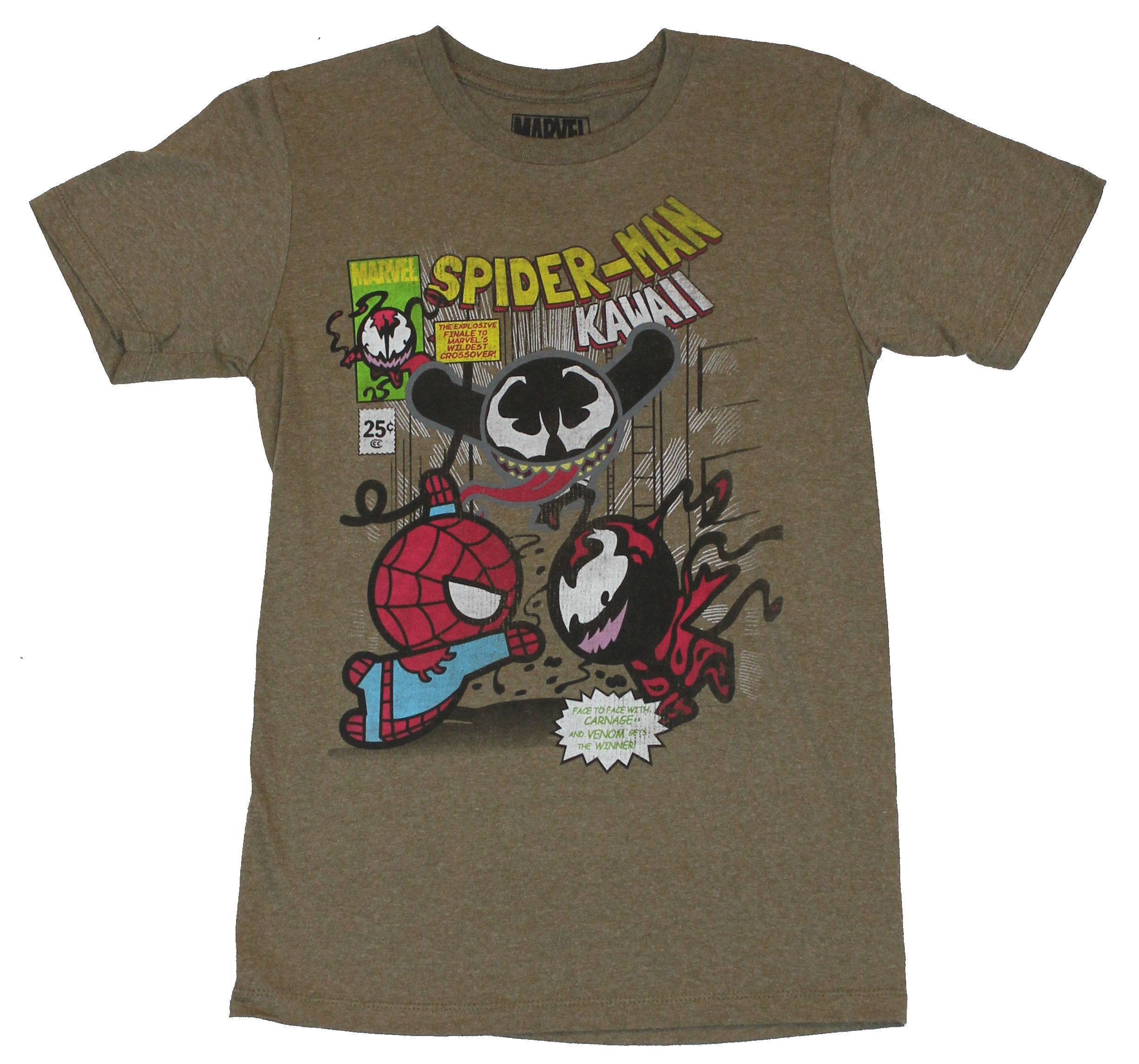 11 Comic Graphic T-Shirt Marvel Carnage No