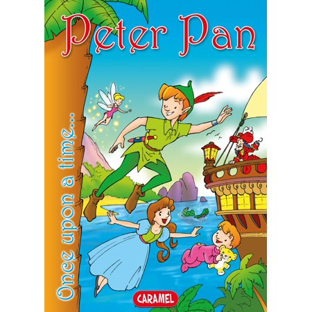Peter Pan - eBook (Peter Pan Once Upon A Time Love Story)