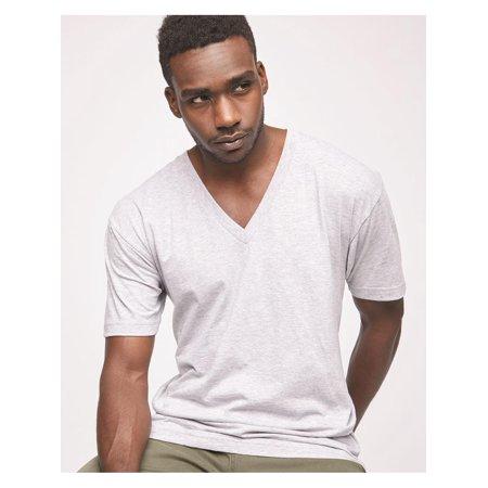 T-Shirts Fine Jersey V-Neck T-Shirt