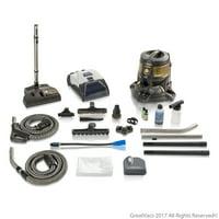 Reconditioned Rainbow E Series 1 Speed Vacuum 18 Tools & Shampooer 5YR Warranty