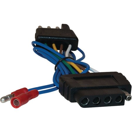 Amazing Seachoice 57721 4 Flat To 5 Flat Trailer Wiring Adapter Walmart Com Wiring Digital Resources Bemuashebarightsorg