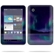 "Skin Decal Wrap for Samsung Galaxy Tab 2 II 7"" tablet Aurora Borealis"