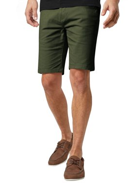 c968b0c80c Product Image Mens Essential Chino Stretch Oxford Summer Flat Front Dress  Shorts