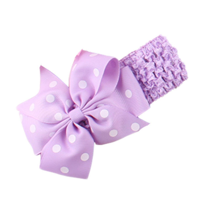 Outtop Babys Headbands Girl's Headband Flower Head Wear Wave Bandeau