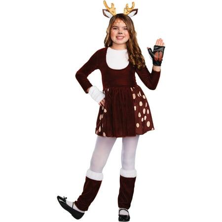Doe, A Deer Halloween Costume](Oh Deer Costume)