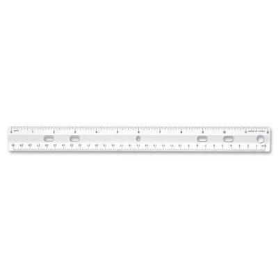 Sparco Standard Ruler (SPR01488 - Standard Metric Ruler, By Sparco )