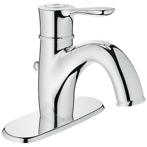 Grohe 23306000 Parkfield Centerset Lavaltory Faucet, Available in Various Colors