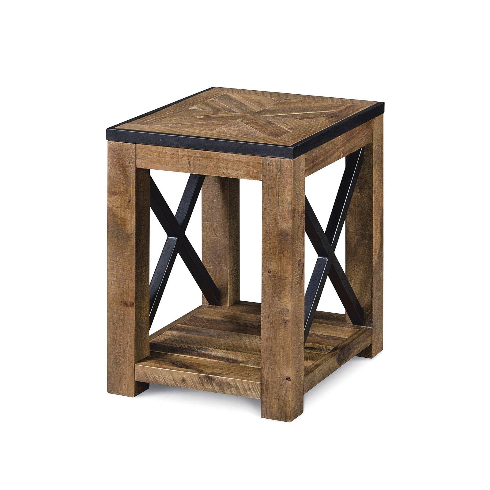 Magnussen Penderton Wood Chairside End Table