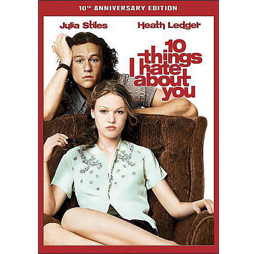 10 THINGS I HATE ABOUT YOU (DVD/RE-PKG)