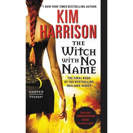 Hollows: The Witch with No Name (Paperback) - Snow White Witch Name