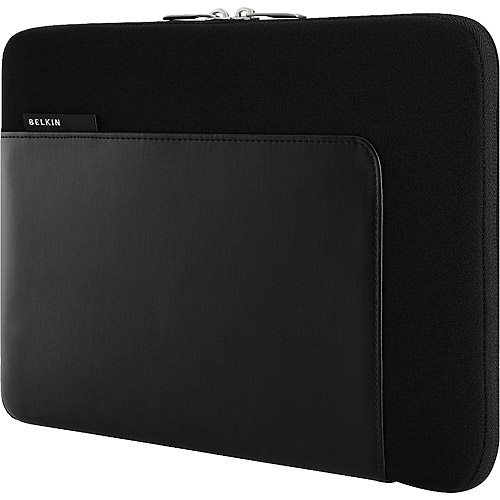 Belkin Suiter Sleeve Case for Netbooks, Black